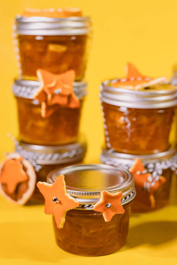 Homemade Orange Marmalade Recipe | DIY Homemade Holiday and Christmas Gifts | Canning Guide | Eat With Dessert, Scones, Appetizer, Dinner, Make Glaze and ...