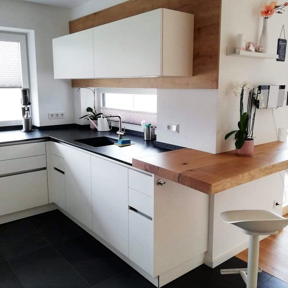Decor Pinterest Küche Modern   Spülbecken Aufbewahrung Küchenutensilien Ikea