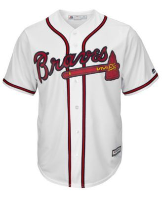Majestic Men s Julio Jones Atlanta Braves Nflpa Replica Cool Base Jersey -  White XXL 6f13faf01