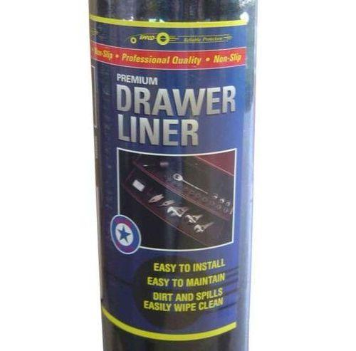 Tool Box Non Slip Cabinet Drawer Liner Roll 24 in. x 30 ft #EPPCOEnterprises