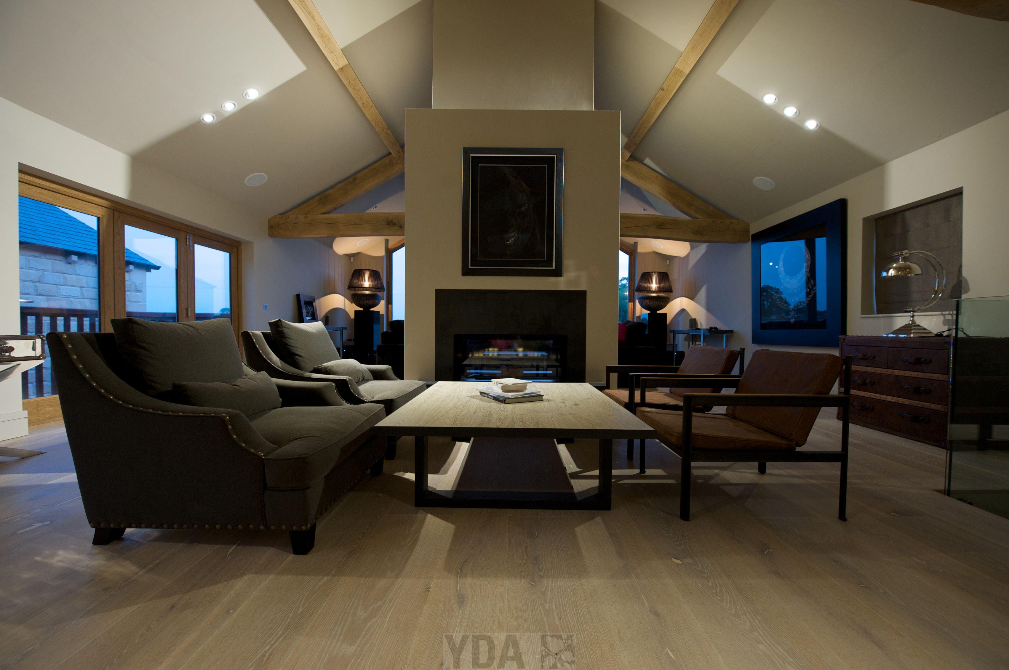 Yda interior design project on a barn conversion