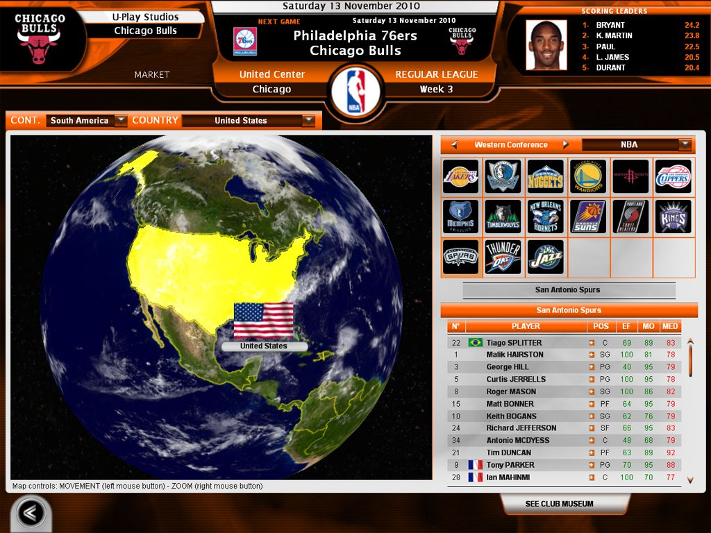 International Basketball Manager Season 2010 11 Affiliate Manager Basketball International Season Seasons Basketball Junior League