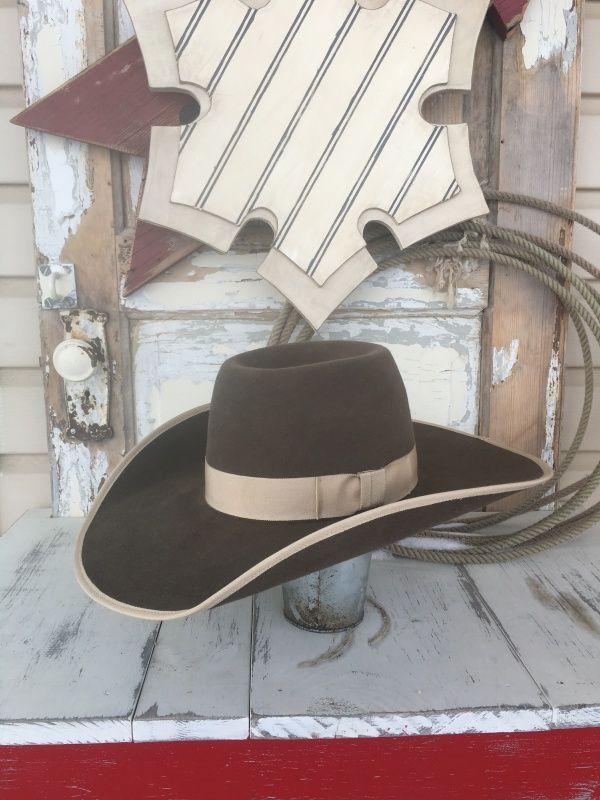 80c2ba9b7fc8db A Gentleman and a Buckaroo Western Cowboy Hats, Western Wear, Dale Brisby,  Buckaroo