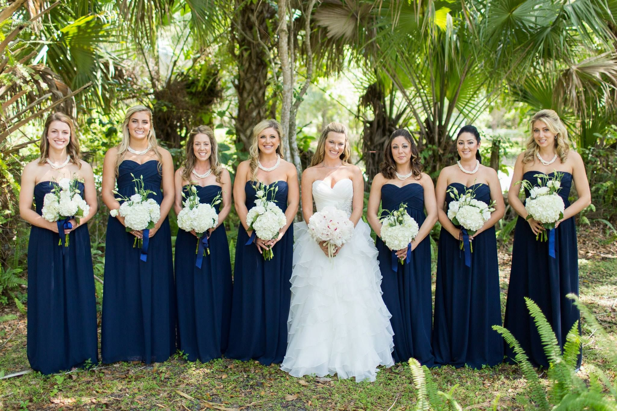 Navy bridesmaid dresses desireedawnevents photo by thompson navy bridesmaid dresses desireedawnevents photo by thompson photography group ombrellifo Images