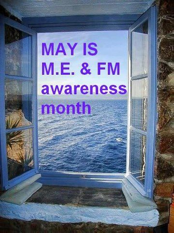 May is M.E. & FM awareness month