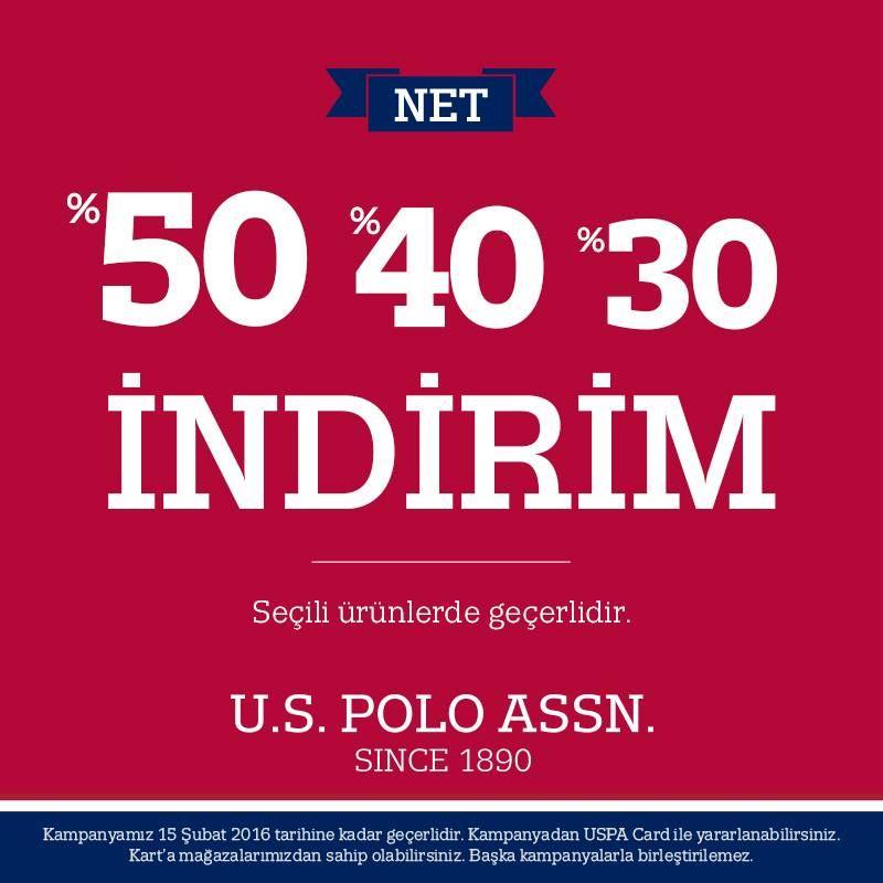 1e50f698cd613 ANKAmall U.S. Polo Assn.'da İndirim Zamanı! | ANKAmall'da Neler ...