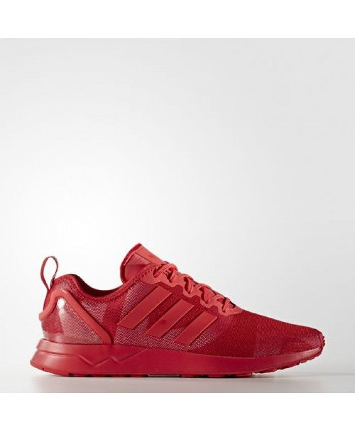db8550abf5fa9 Adidas ZX Flux ADV Ray Red Ray Red Core Black