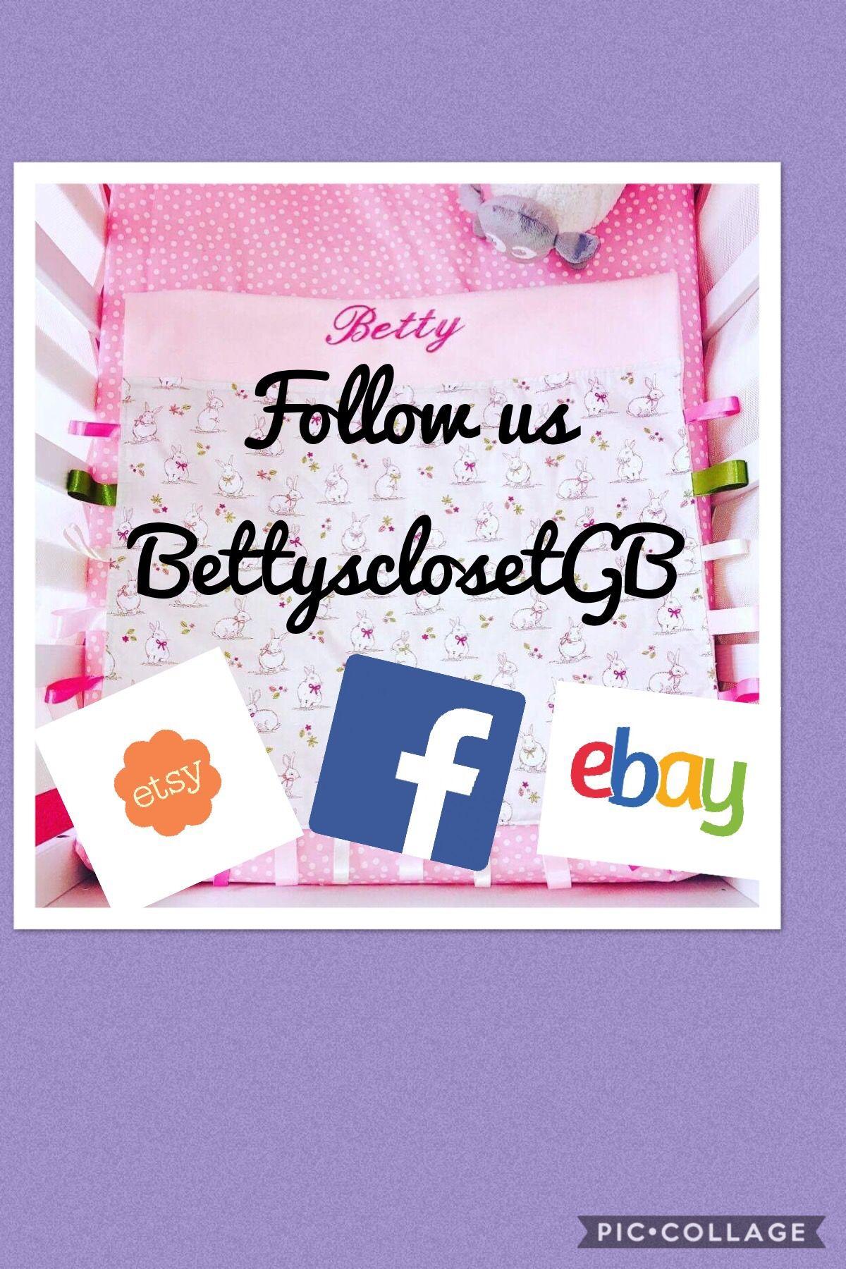 Bettysclosetgb Image By Angela Priestley