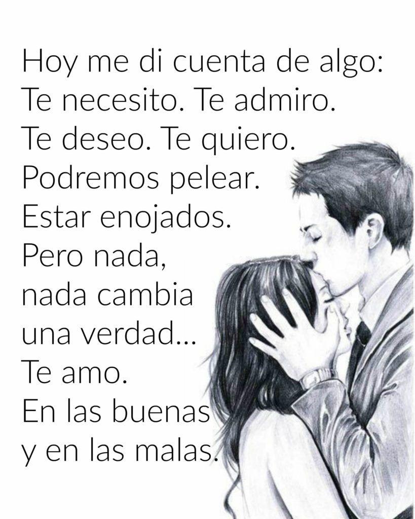 Imagenes De Amor Para Mi Esposa : imagenes, esposa, Poemas, Lindos, Esposa, Tarjetas, Postales, Website, Spanish, Quotes, Love,