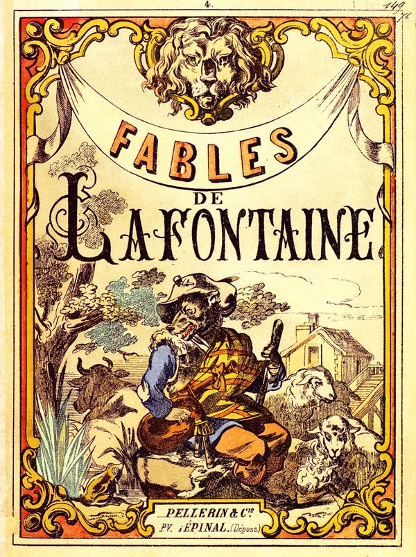 Les Fables De La Fontaine Analyse : fables, fontaine, analyse, Fables, Fontaine, Exercice, Fontaine,, Fables,, Fable