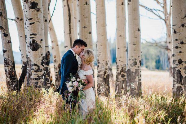 Luxury Colorado Ranch Wedding | Low cost wedding, Colorado ...