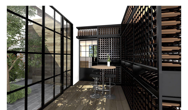 Chamberlain Javens Architects   Middle Park House 3