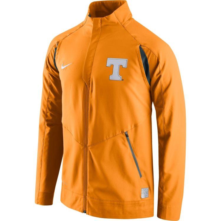 Nike Men's Tennessee Volunteers Tennessee Orange Hyperelite Basketball Game  Jacket | DICK'S Sporting Goods