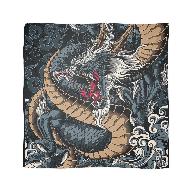 Dragon Attack Away Scarf by alexisvay