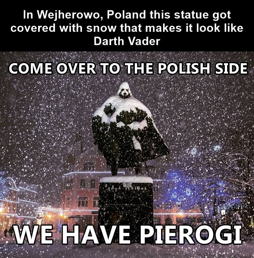 8dc9468ad6838be0b29e874478822322 come to the polish side, we have pierogi geektastic pinterest
