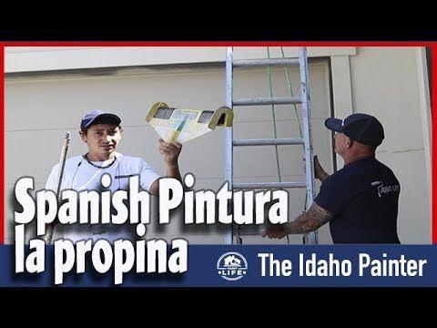 Spanish Pintura la Propina - YouTube