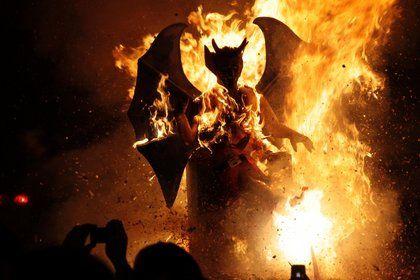 Top 10 fire festivals around the world.