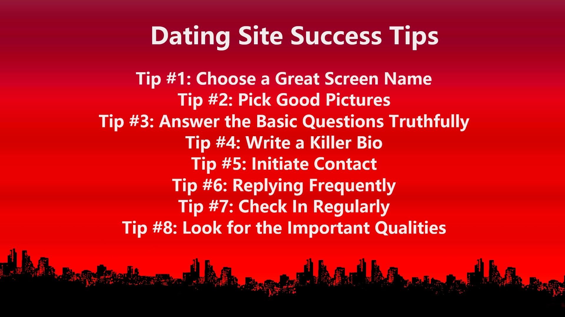 5 6 tip dating)