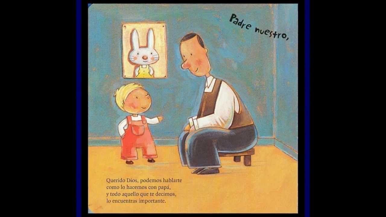 Padrenuestro Educación Infantil Canciones Padrenuestro Canciones Infantiles
