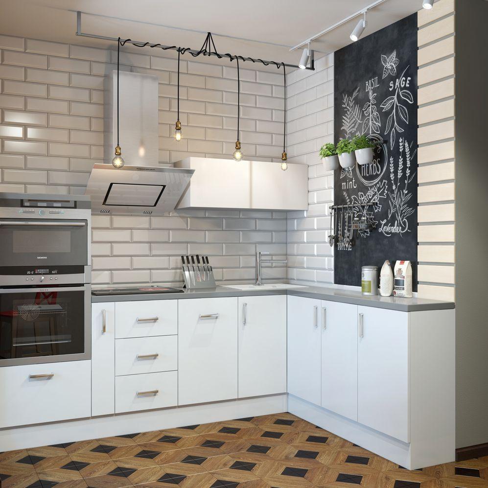 Как увеличить площадь кухни: классный проект в Сургуте ...