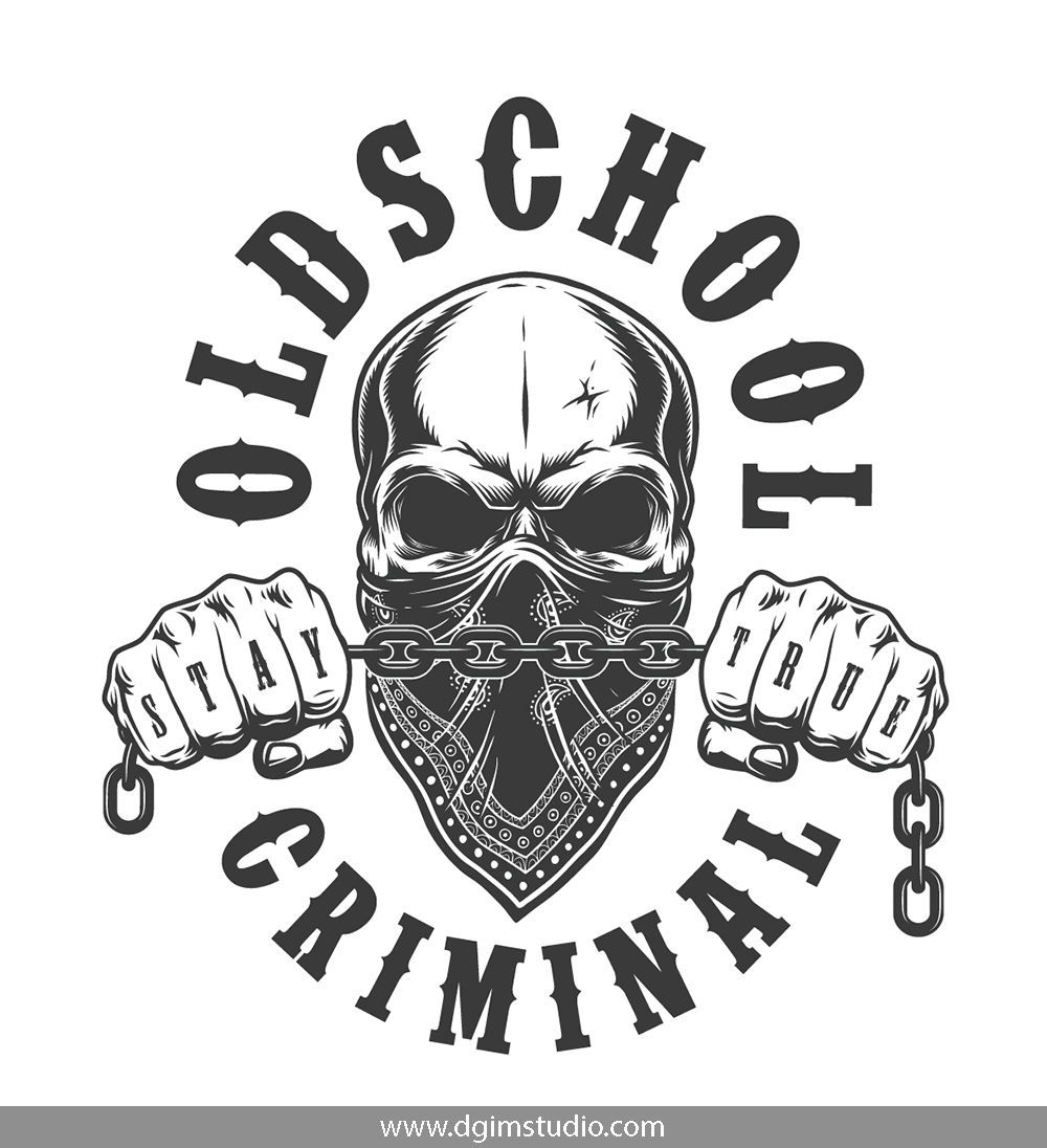 Gangster Bundle Gangster Tattoos Skull Art Tattoo Gangsta Tattoos