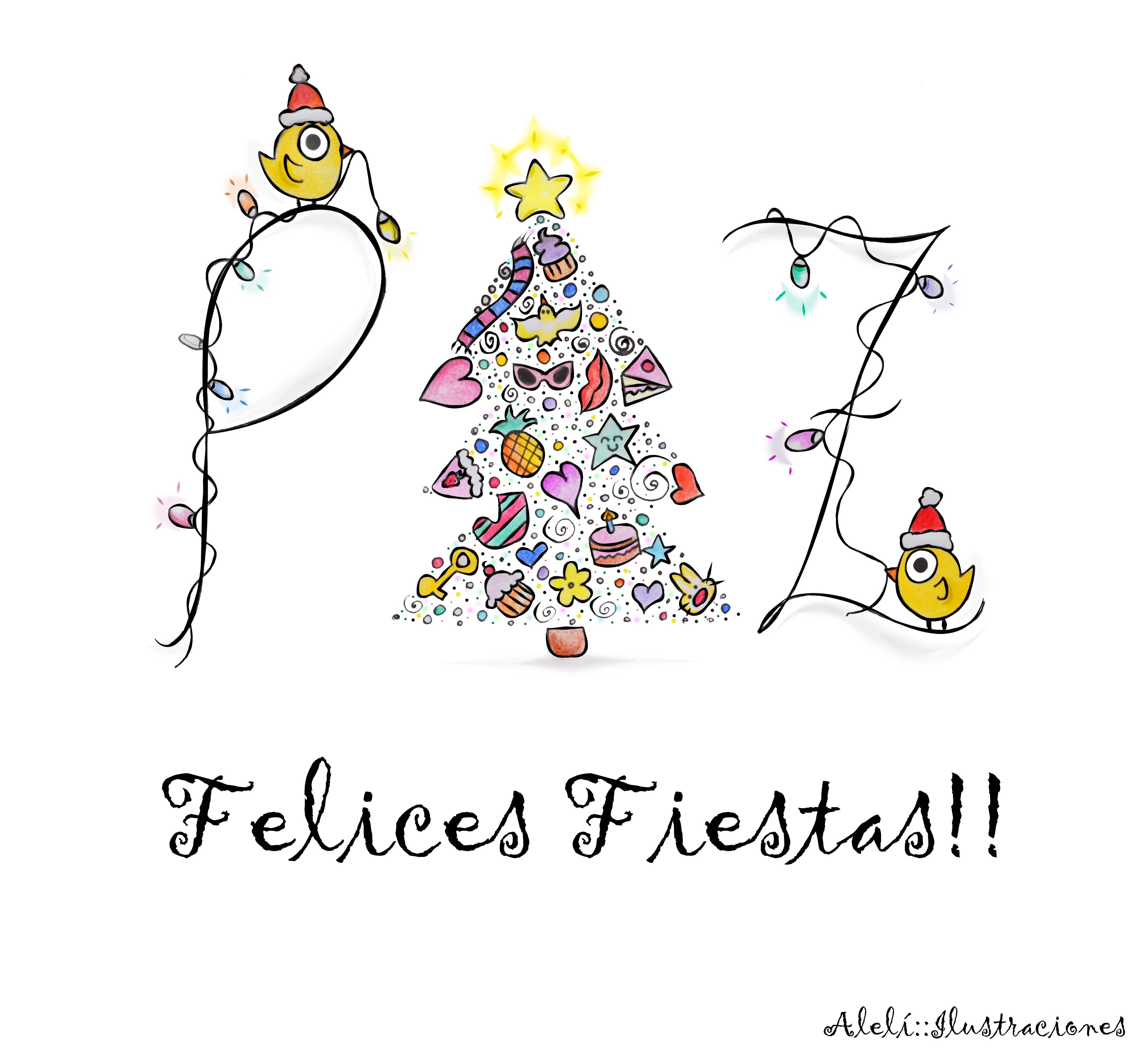 Felices Fiestas Felices Fiestas Tarjetas Imagenes De