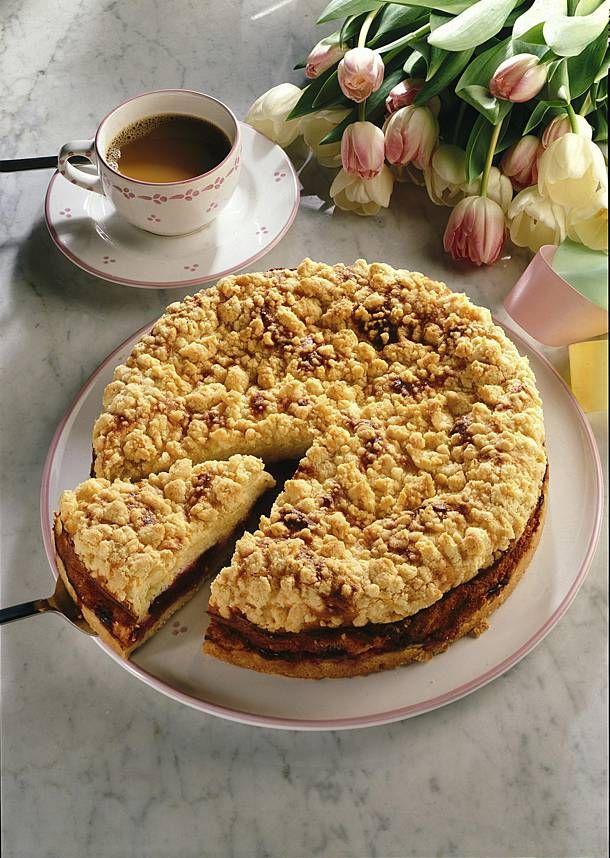 Kirsch Quark Kuchen Rezept Kuchen Rezepte Lecker Marmorkuchen Saftig