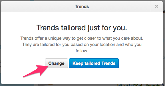 What's #Trending on #Twitter? Using Trends to Target Local Markets http://ow.ly/nlWSU