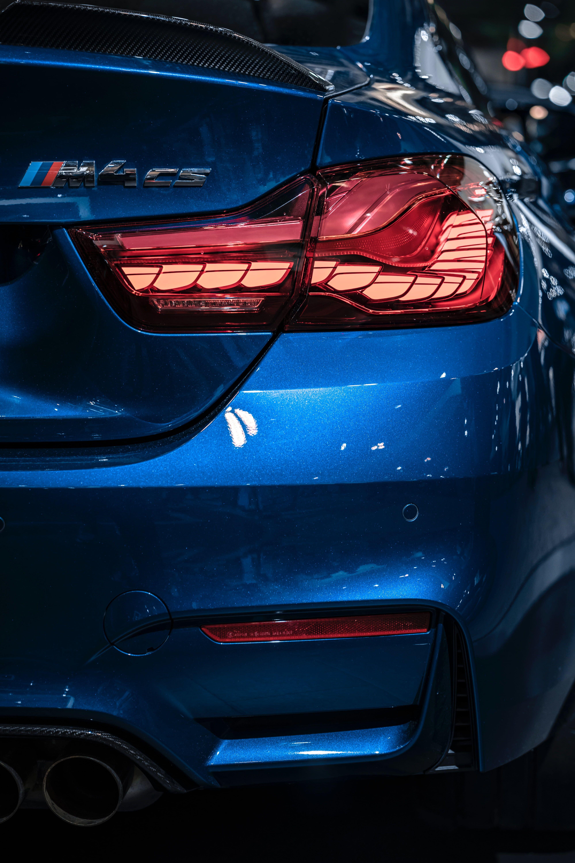Blue Car Bmw M4 Cs Bmw Blue Rear View 5k Wallpaper Hdwallpaper Desktop Bmw M4 Bmw Wallpapers Bmw M4 Cs
