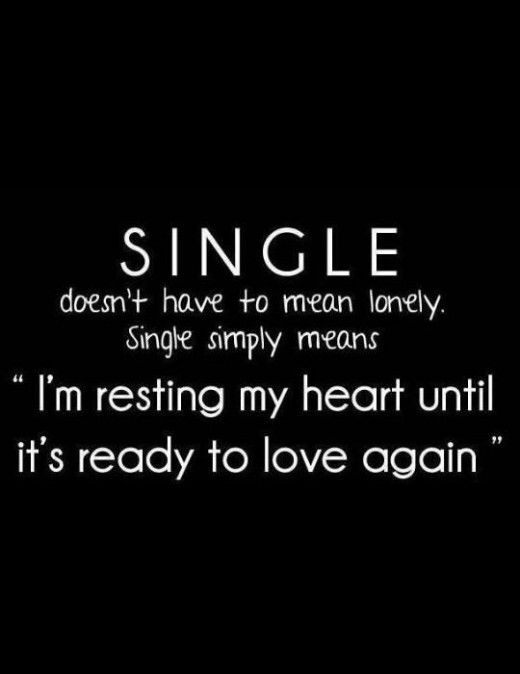 Ten Things I Love About Being Single