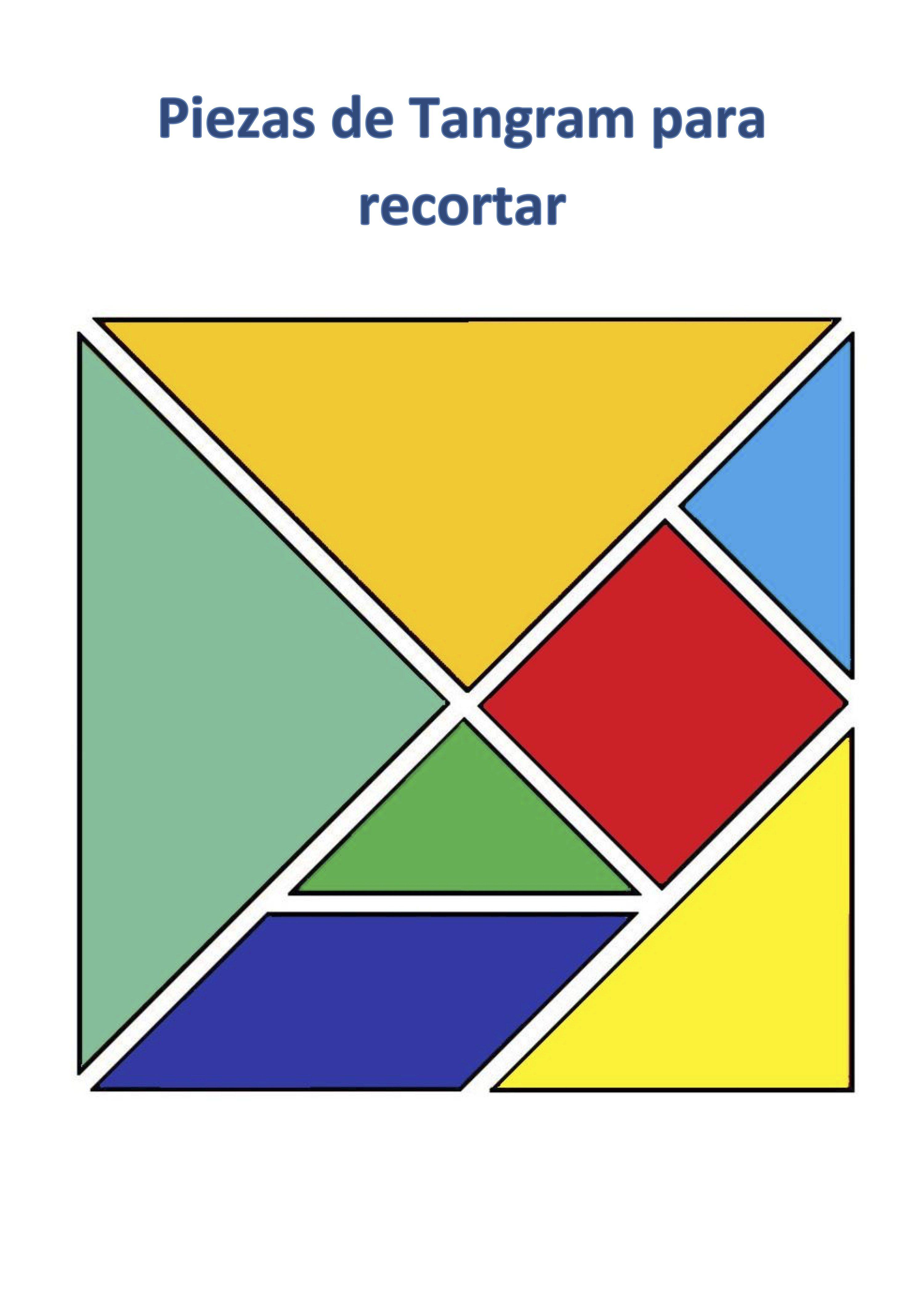 tangram  figuras para imprimir online en el presente