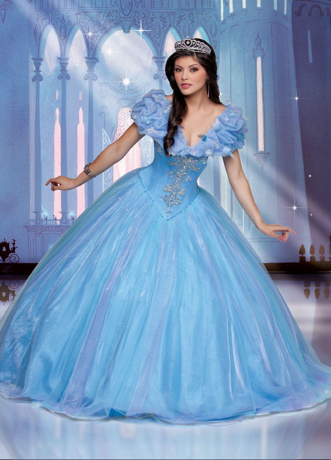 Style 41103 (Cinderella) | Quince Dresses | Pinterest