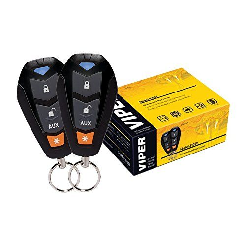 Viper 4105v 1 Way Remote Start System Viper Http Www Amazon Com Dp B00cle47v6 Ref Cm Sw R Pi Dp Jtwowb1z12mmg Remote Car Starter