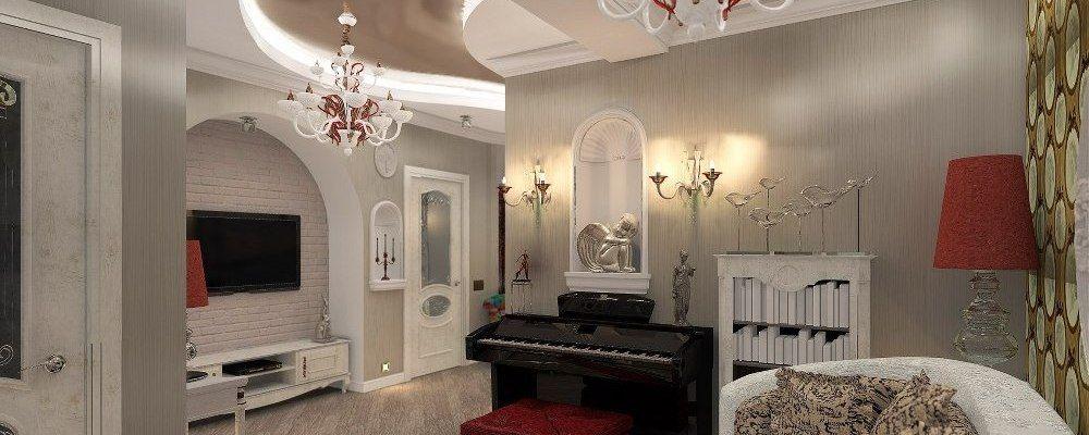 Дизайн интерьера. Дизайн квартир, домов, студий
