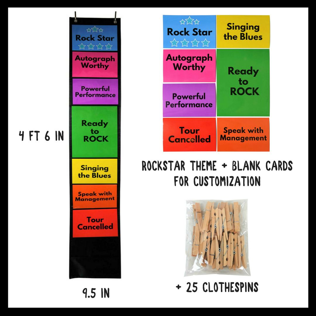 Behavior Clip Chart Explanation For Parents Childspire