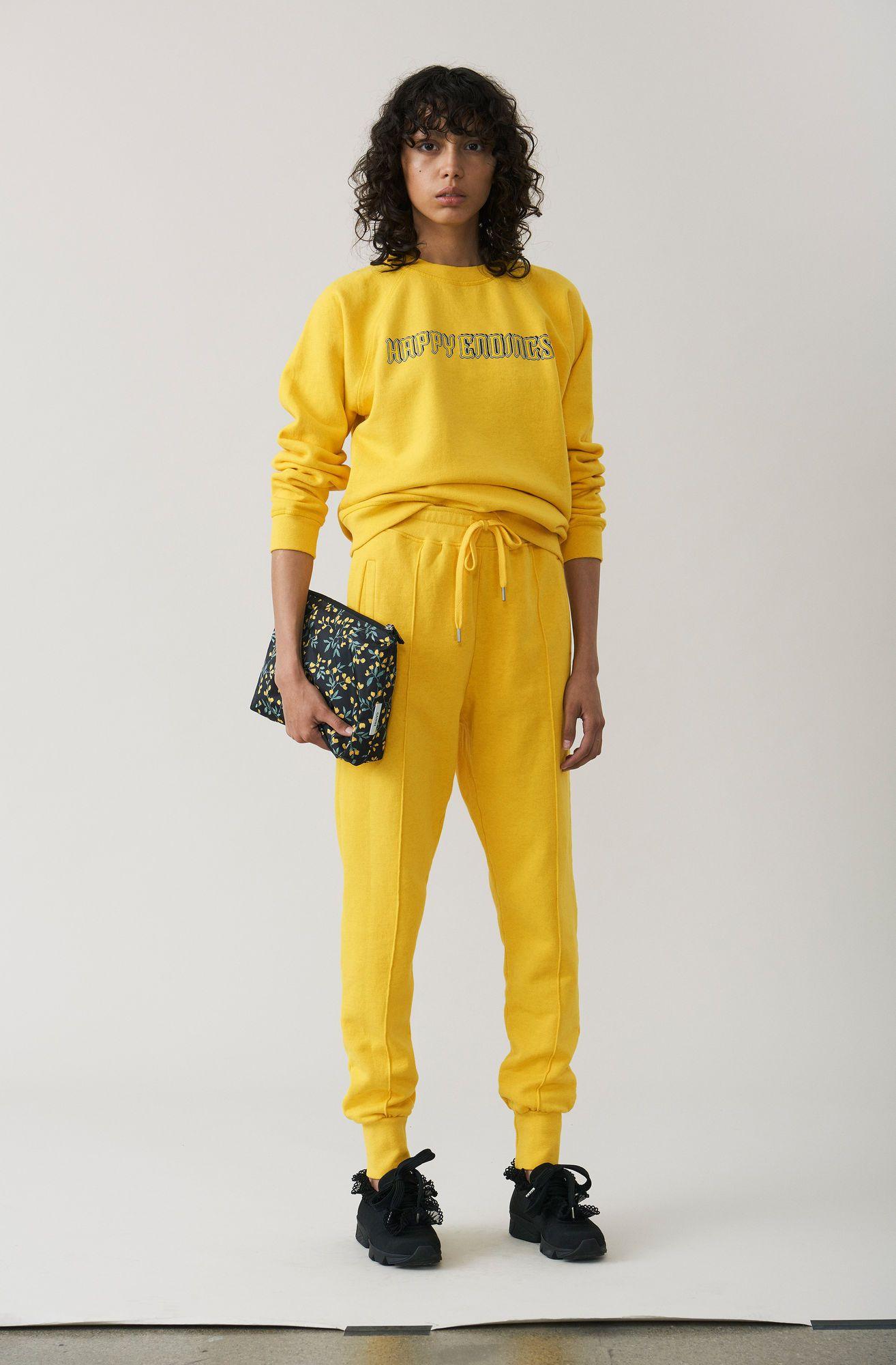Lott Isoli Sweatshirt Happy Endings Lemon Fashion Sweatshirts Baby Fashion [ 2000 x 1314 Pixel ]