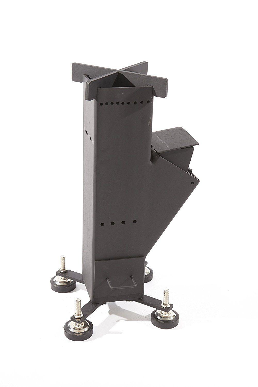 Bell Tent Boutique Outbacker Rocket Herd Ofen Raketenofen