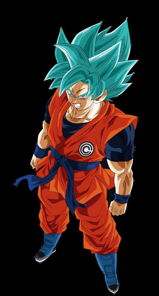 Goku Heroes Ssj Blue By Andrewdb13 On Deviantart Dragon Ball Super Manga Anime Dragon Ball Super Dragon Ball Painting