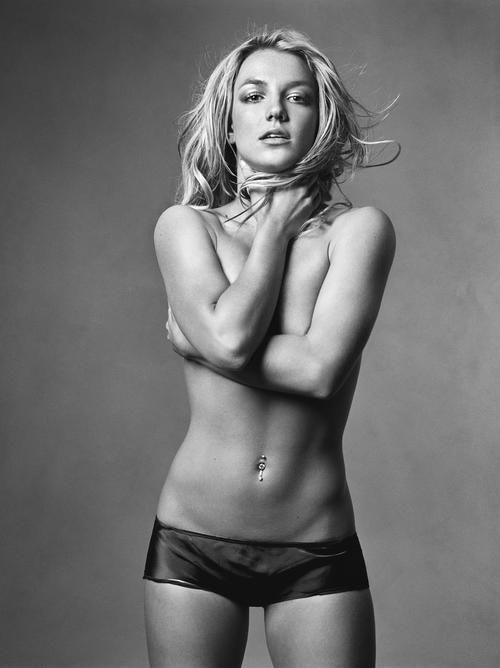 Britney Spears Abs 2003