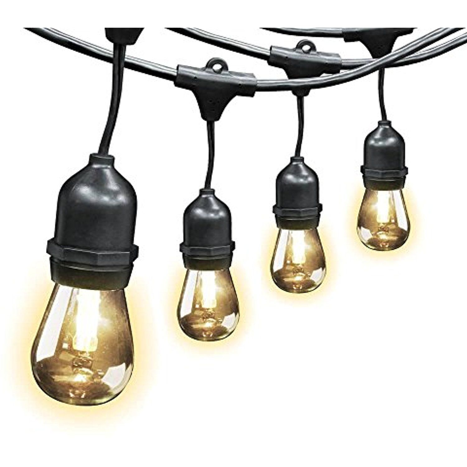 Feit Electric String Lights Adorable Feit Electric Indooroutdoor String Lights 48Ft  Great For Homes Review