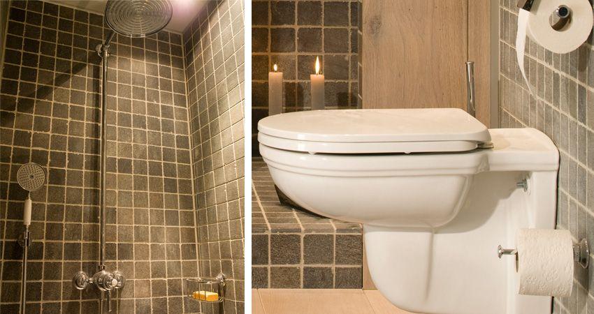 Landelijke badkamer Moisac | Droombadkamer | Pinterest