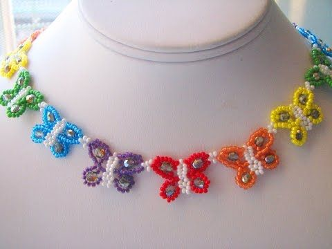 Photo of Butterfly necklace tutorial