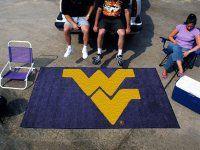 West Virginia University Nylon NCAA Outdoor Ulti-Mat