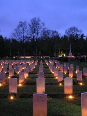 Holten Canadian war cemetery Holland Canadian war cemetery at