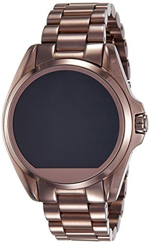 500aa3daae68 Michael Kors Access Touch Screen Sable Bradshaw Smartwatch MKT5007      Check out this great product.Note It is affiliate link to Amazon.   iliketurtles
