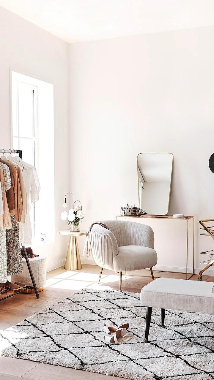 Photo of Shop the Look: Dreamlike dressing room