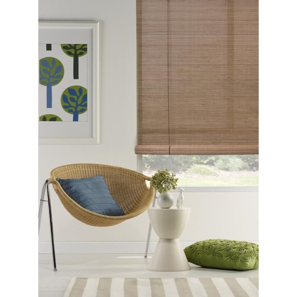 Blinds Spotlight Caprice Bamboo Roll Up Blind Wood Spotlight New Zealand Abode
