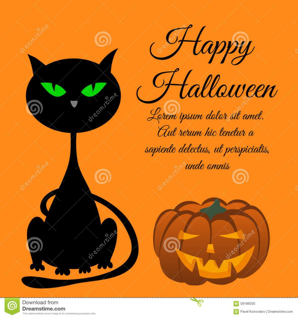 30 'Happy Halloween Greetings' Images & Cards for Facebook