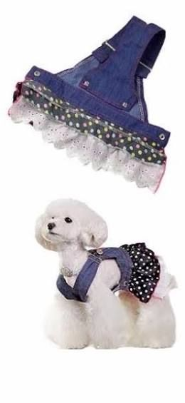 Resultado De Imagen Para Vestidos Para Mascotas Pet Clothes Small Dog Clothes Puppy Clothes