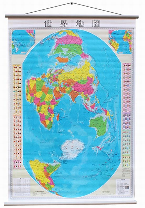 2016 new vertical wall chart on world map 12x09 world knowledge 2016 new vertical wall chart on world map 12x09 world knowledge map meter gumiabroncs Images